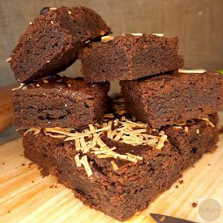 Brownies Panggang | Brownies Kering