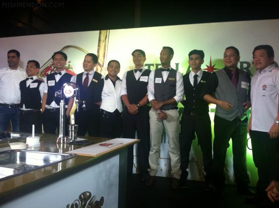 Stella Artois Draught Masters Philippines 2016