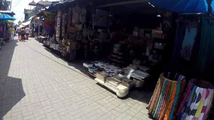 Tempat Belanja Murah di Bali