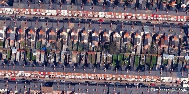 Servicios de arquitectura en Reino Unido