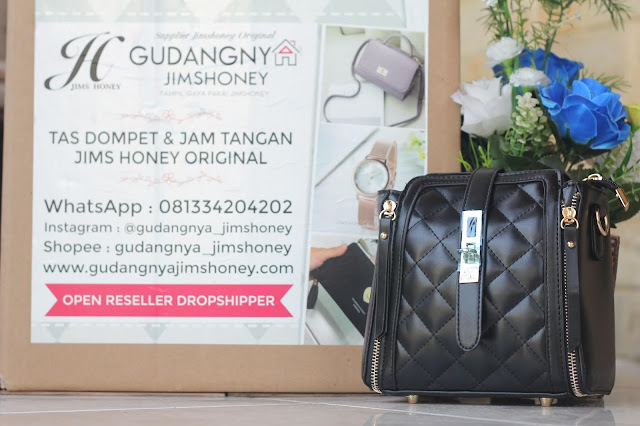 Real Pict Tas Jims Honey Kathrin Bag