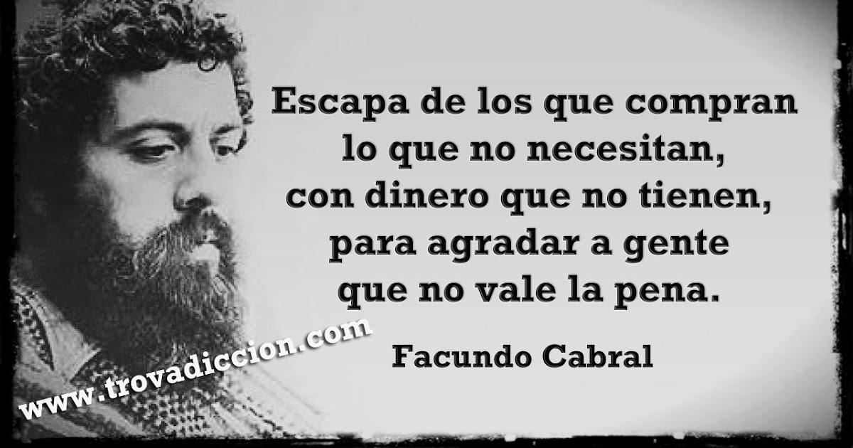 Las Mejores Frases De Facundo Cabral