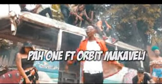 DOWNLOAD VIDEO | Pah One Ft Orbit Makaveli – Hawawezi mp4