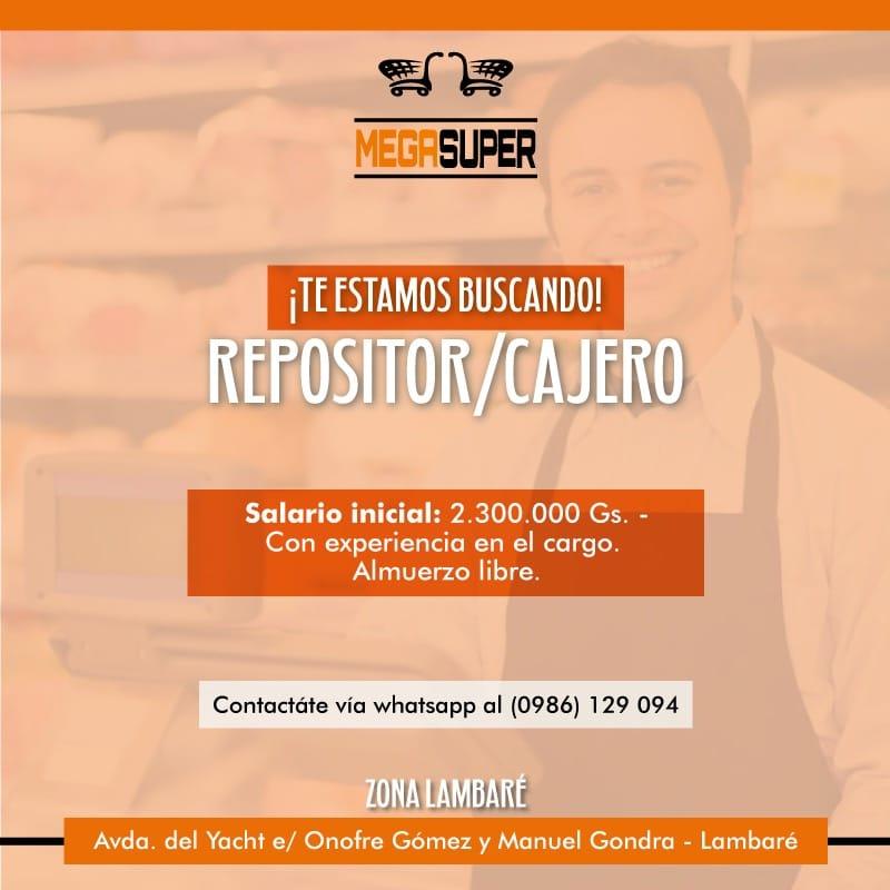 Bolsa de trabajo paraguay empleos cajero - Busco trabajo de ayudante de cocina ...