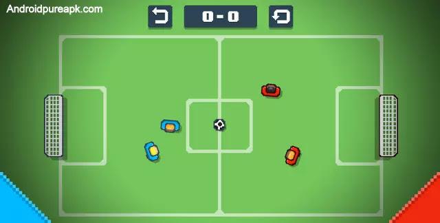 Socxel Pixel Soccer PRO Apk Paid
