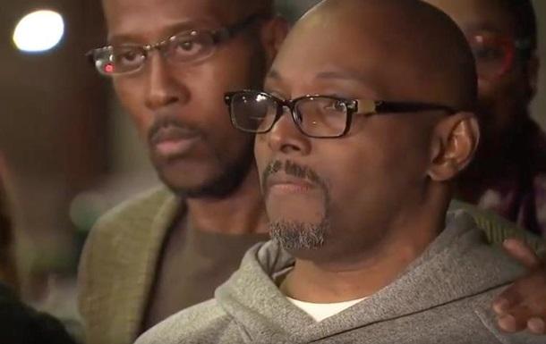 Три американці відсиділи 36 років за фальсифікованим звинуваченням
