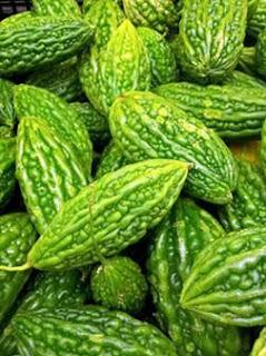 buah pare memiliki manfaat dapat mengobati penyakit