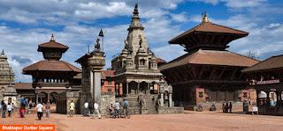 Cover Photo: Bhaktapur Durbar Square