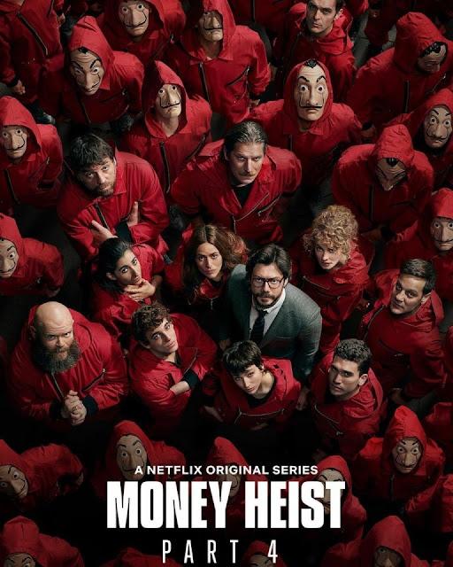 Download Complete; Money Heist Season 4 (Episode 1-8)