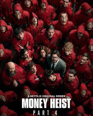 Money Heist Season 4 Episode 1