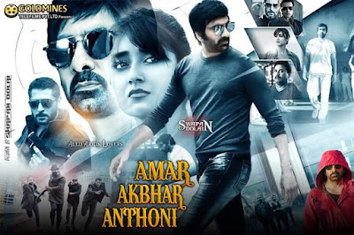 Amar Akbhar Anthoni (2019) Hindi Dubbed Full Movie Download Filmywap