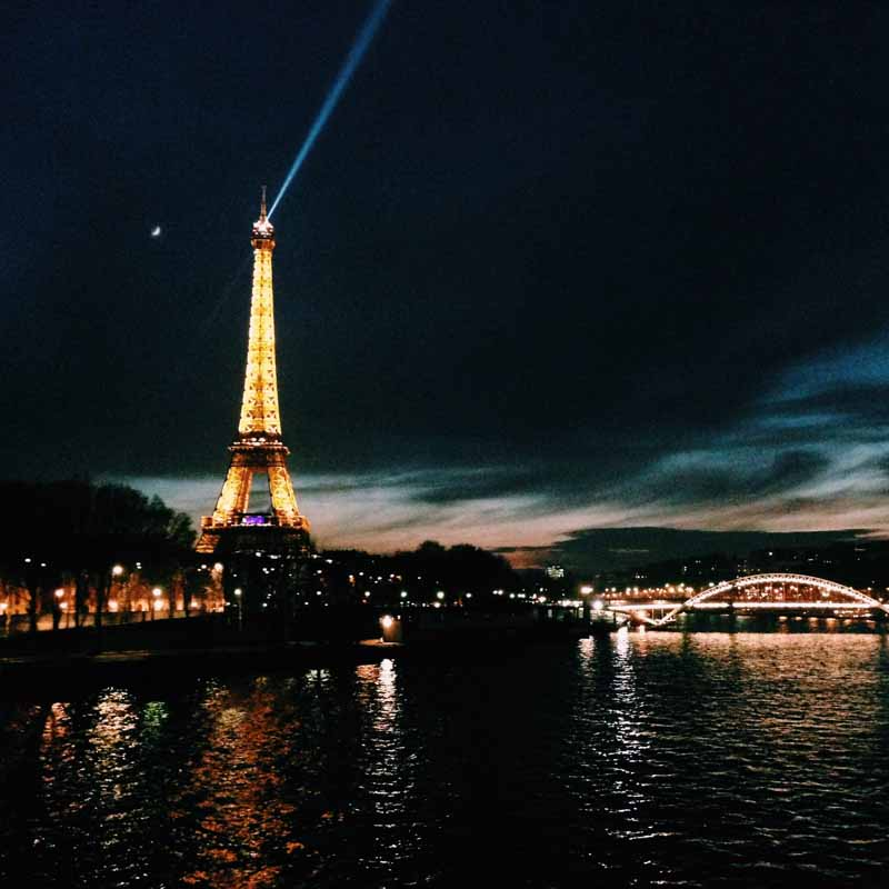Paris art galleries shopping Christmas blog review