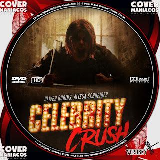 GALLETA CELEBRITY CRUSH 2019[COVER DVD]
