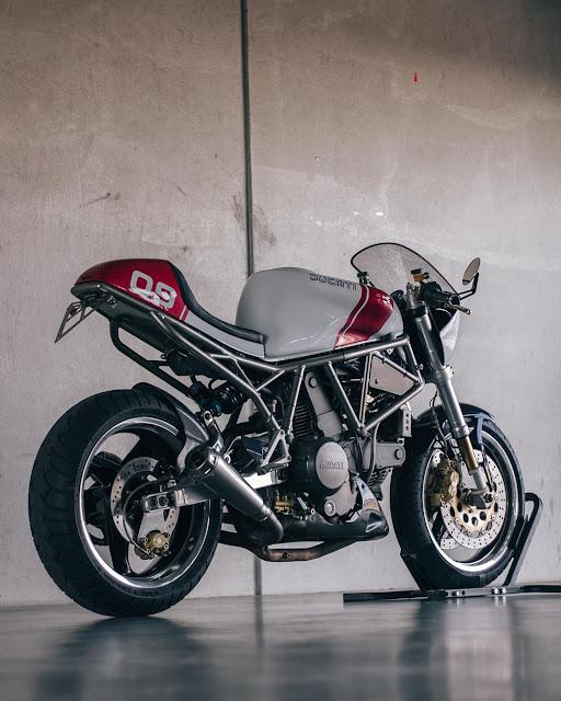 Ducati By Kaspeed Custom Motorcycles Hell Kustom