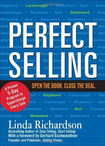 Perfect Selling (Tạm dịch Bán hàng hoàn hảo)