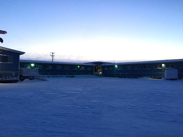 Iḷisaġvik College, Utqiaġvik, Alaska (c) 2020 Supratim Sanyal