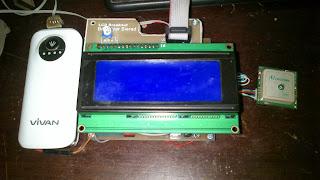 Parsing data GPS PMB 648 dengan ATMega128