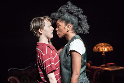 Tesori, Kron & Bechdel: Fun Home - Eleanor Kane, Cherelle Keete - Young VIc (Photo Marc Brenner)