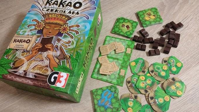 Kakao: Czekolada - recenzja dodatku podnoszącego poziom słodyczy