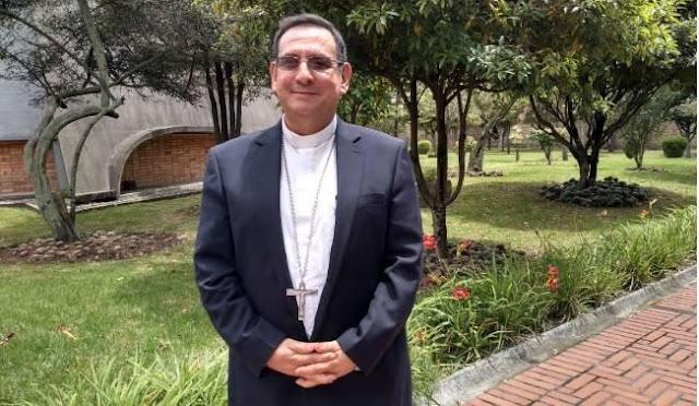 Monseñor Francisco Antonio Ceballos Escobar, nuevo Obispo de Riohacha