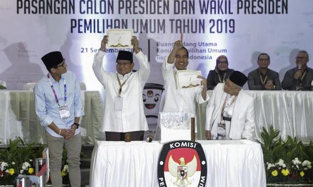 Kubu Prabowo Desak KPU Selenggarakan Debat Pilpres Yang Diuji Civitas Akademika, Kubu Jokowi Berani?