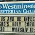 Igreja convoca fiéis para serem infectados pelo 'corona sagrado de Deus'