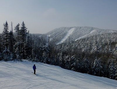 Gore Mountain, Saturday 12/30/2017.  The Saratoga Skier and Hiker, first-hand accounts of adventures in the Adirondacks and beyond, and Gore Mountain ski blog.