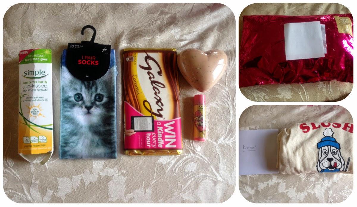 Easter Beauty Box Swap