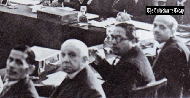 Dr B.R.Ambedkar and their demands in First Round Table Conference