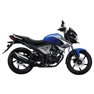 Sepeda Motor Honda Mega Pro FI 3