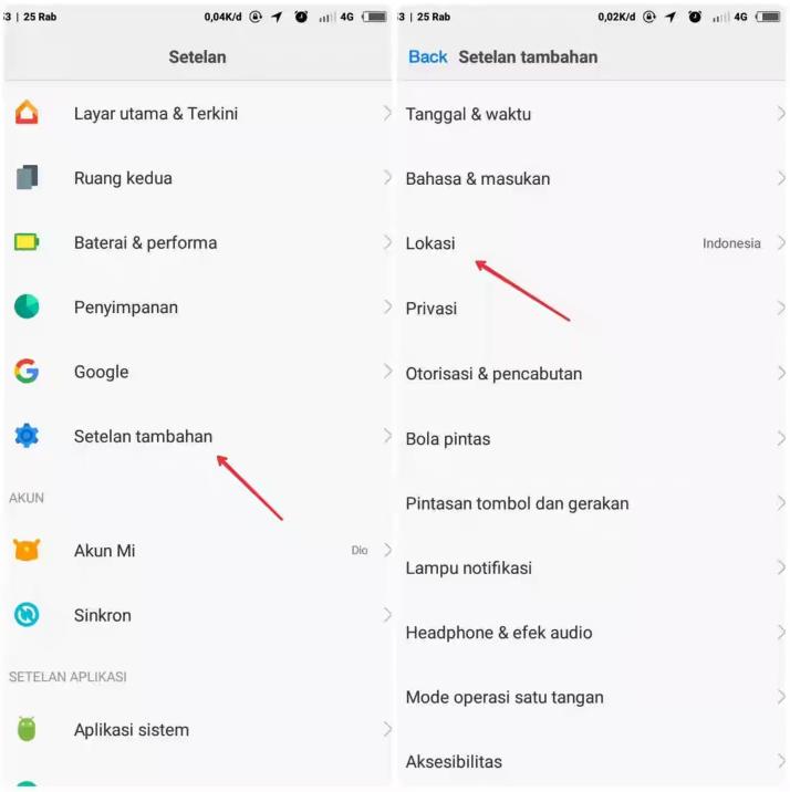 Cara Mengganti Font HP Xiaomi Semua Tipe