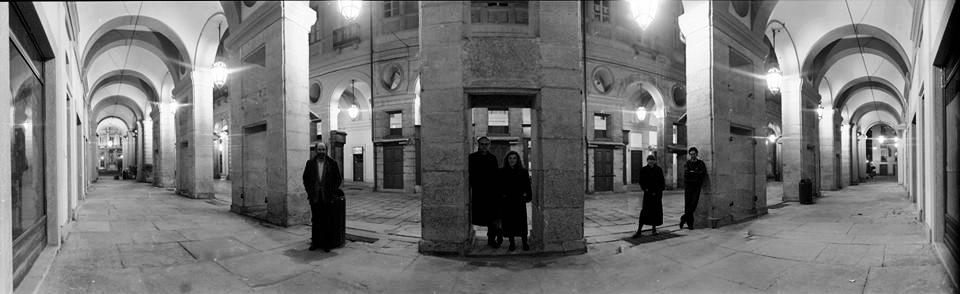 Torino, via Palazzo di Città - Fotografia di Giorgio Jano