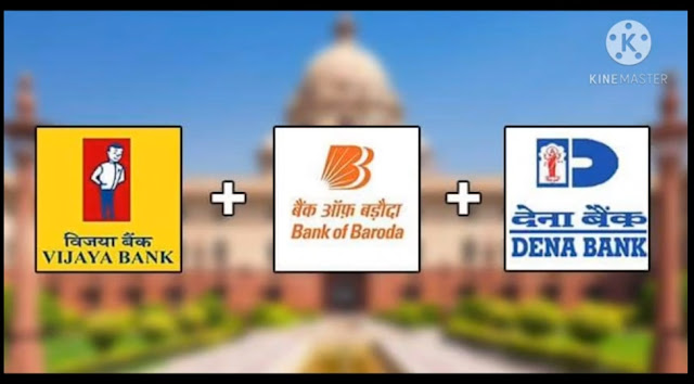 Get New account number of Dena Bank, Vijya Bank Merge  in Bank Of Baroda Bank via text massage