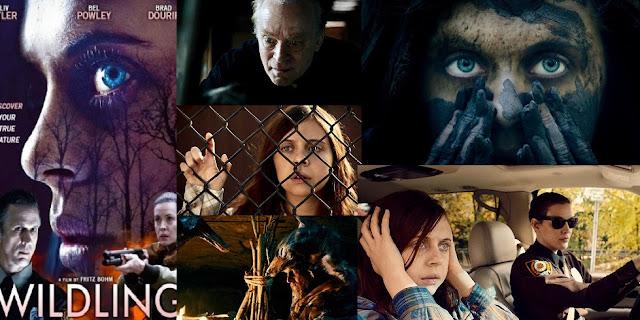 Korku Filmleri: Yabani - Wildling 2018 Film İncelemesi - Kurgu Gücü