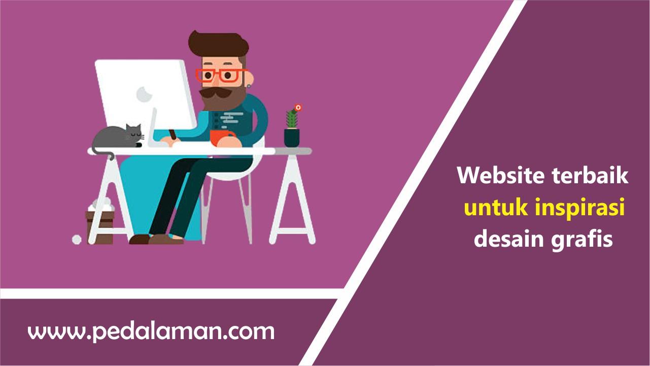 Website terbaik untuk inspirasi desain grafis