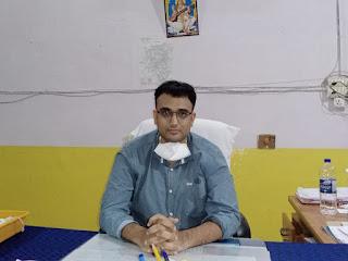 पेटलावद एसडीएम (IAS) शिशिरजी गेमावत ने की क्षेत्र की जनता से अपील