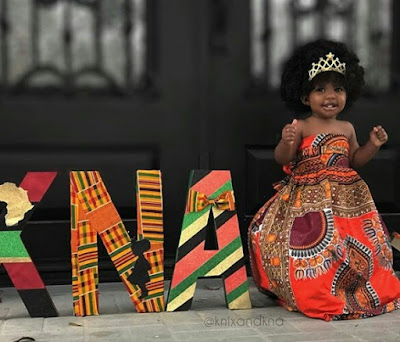 Photos: This adorable girl sure celebrated her first birthday in style!