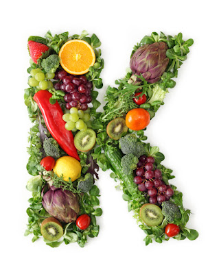 Sumber/Fungsi Vitamin K - Daftar Vitamin