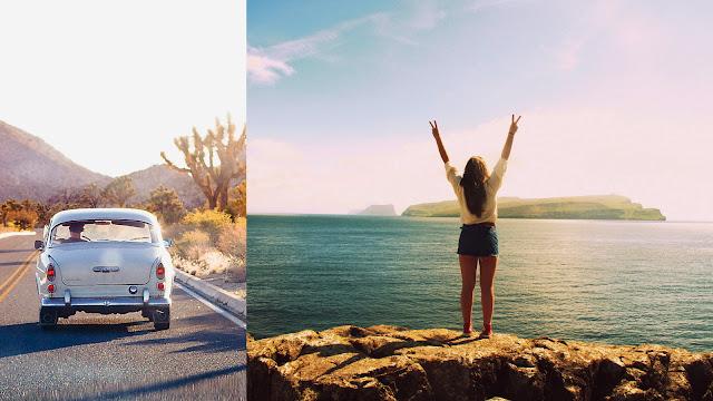 Inspirational destinations