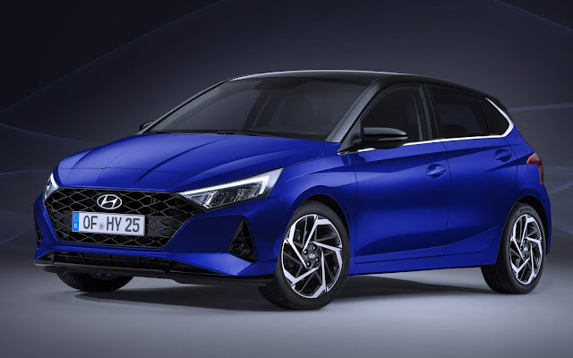 Novo Hyundai i20 2021: detalhes técnicos revelados - vídeo
