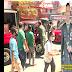 Jumat Berkah, Gerakan Kepedulian Berbagi Nasi Bungkus Gratis Tim Ambai –Ambai Kodim 0312/Padang