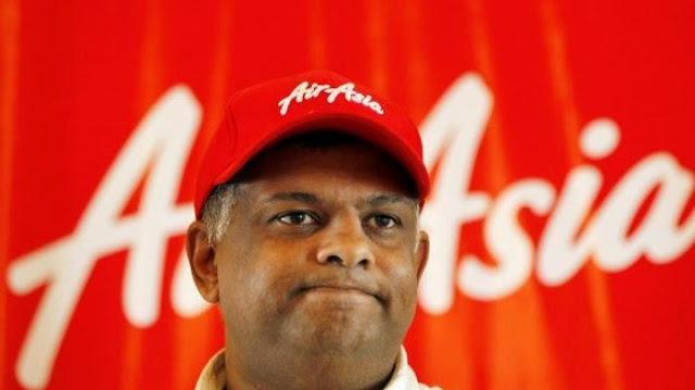 Mimpi Tony Fernandes CEO Airasia yang Inspiratif