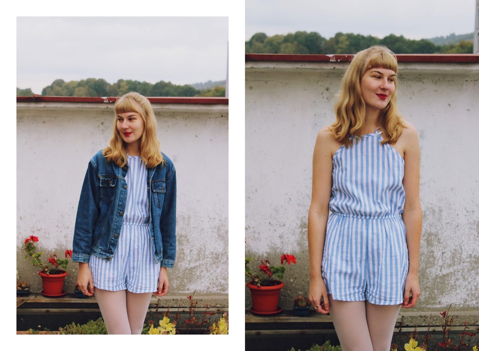 filipa canic blog, youarethepoet, you are the poet blog, filipa canic, dresslily, romper, fashion blog