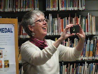 Karen MacPherson retiring from Takoma Park Maryland Library