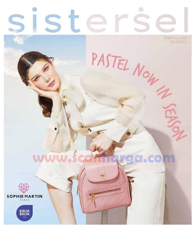 Katalog Sistersel Terbaru Juli 2021