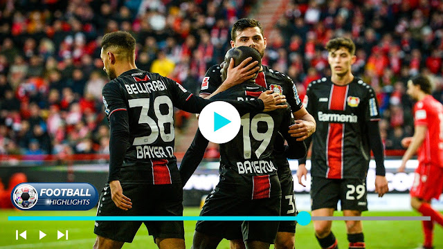 Union Berlin vs Bayer Leverkusen – Highlights