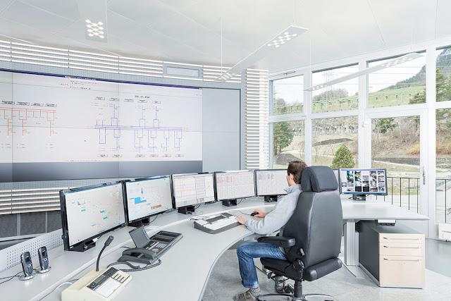 Substation Control System
