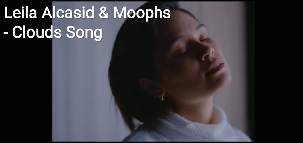Leila Alcasid & Moophs - Clouds Lyrics