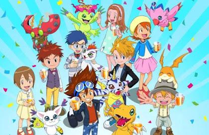 Digimon Adventure: 20 Shuunen Memorial Story Todos os Episódios Online