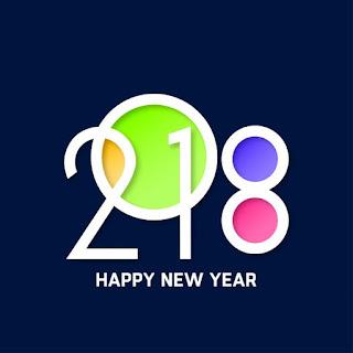 SMS Gambar Dp BBM Ucapan Tahun Baru 2018